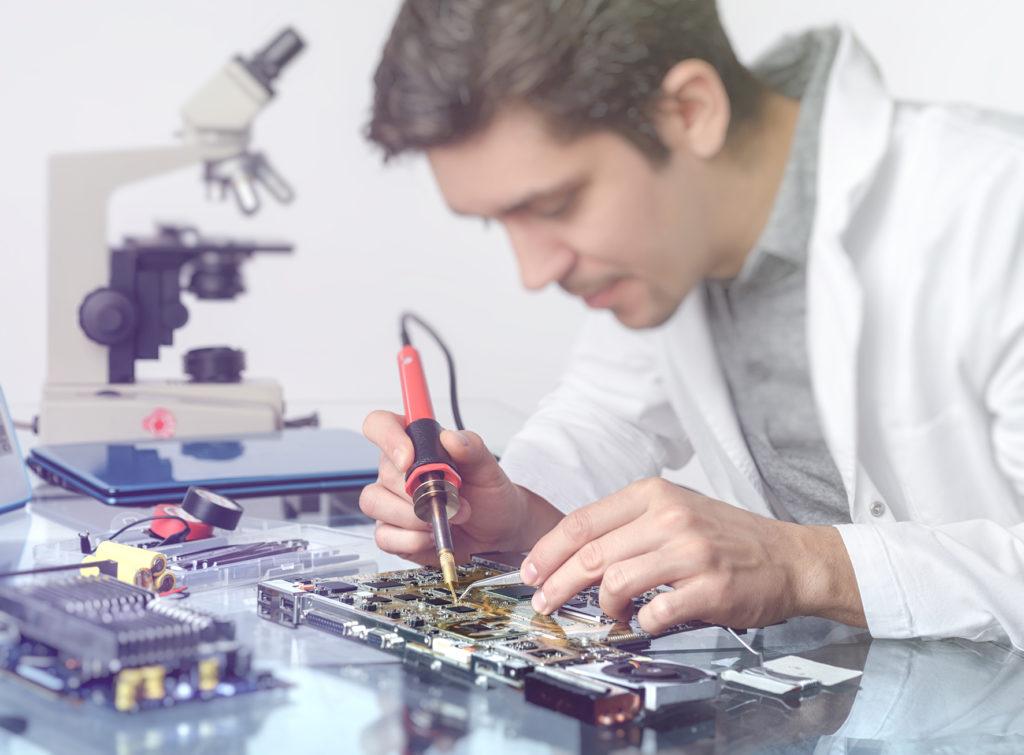 Expert technique maintenance